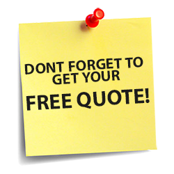 Dont Forget To Get Your FREE Quote